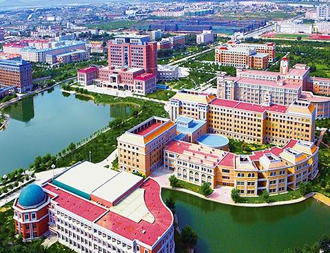 渤海大学文理学院,分数线